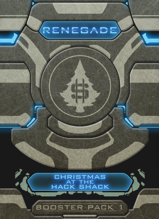Renegade: Booster Pack 1 – Christmas at the Hack Shack
