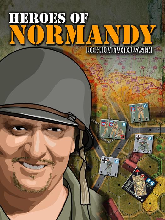 Lock 'n Load Tactical: Heroes of Normandy