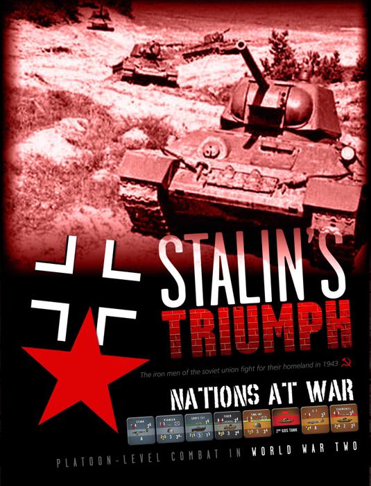 Nations at War: Stalin's Triumph