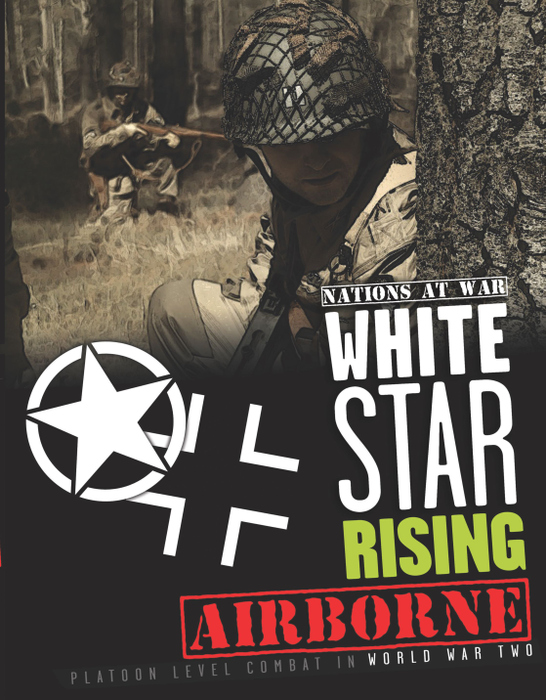 Nations at War: White Star Rising – Airborne