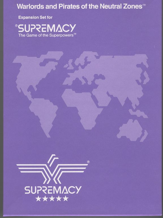 Supremacy: Warlords and Pirates of the Neutral Zones