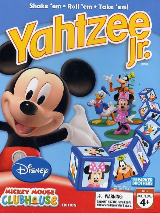 Yahtzee Jr.