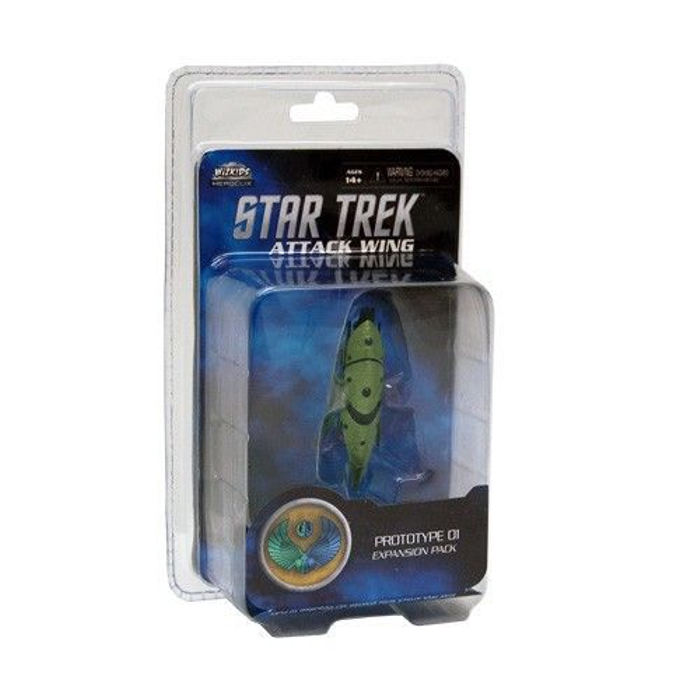 Star Trek: Attack Wing – Prototype 01 Expansion Pack