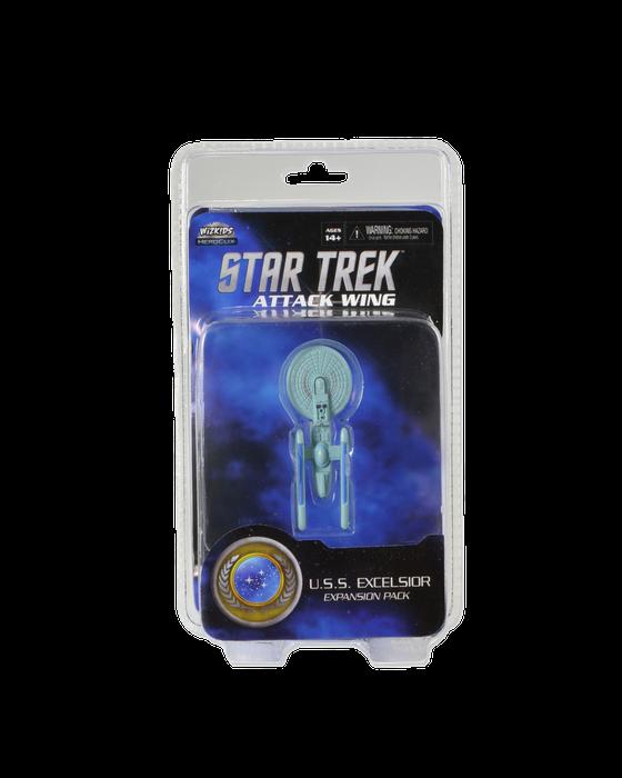 Star Trek: Attack Wing – U S S  Excelsior Expansion Pack