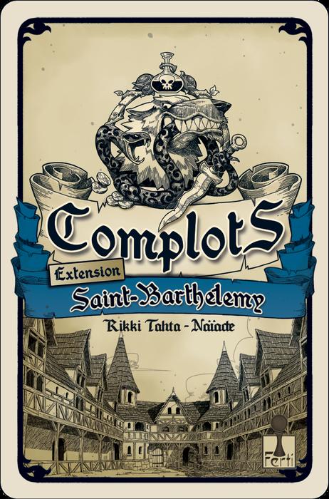 Complots: Saint Barthélemy