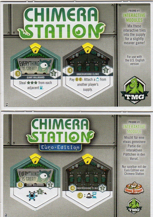 Chimera Station: Interactive Modules Promo