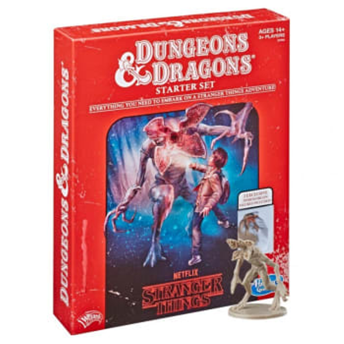 Dungeons & Dragons: Stranger Things Starter Set (Fifth Edition)