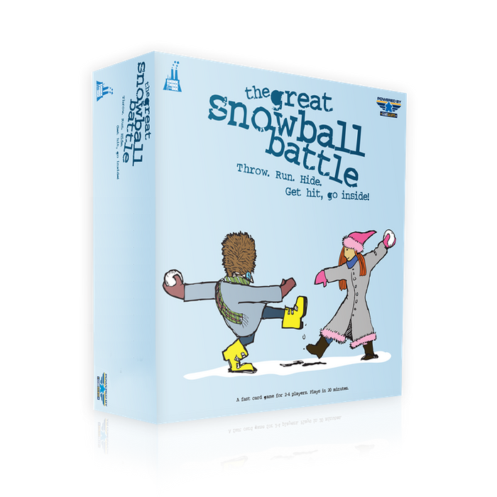 The Great Snowball Battle