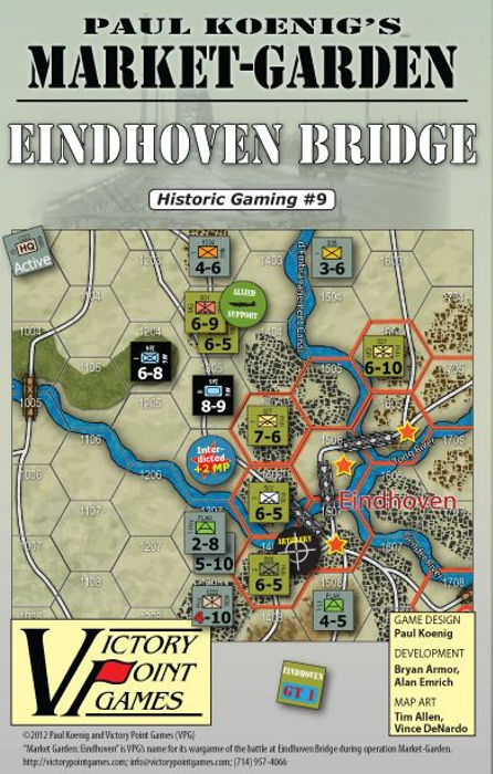 Paul Koenig's Market-Garden: Eindhoven Bridge