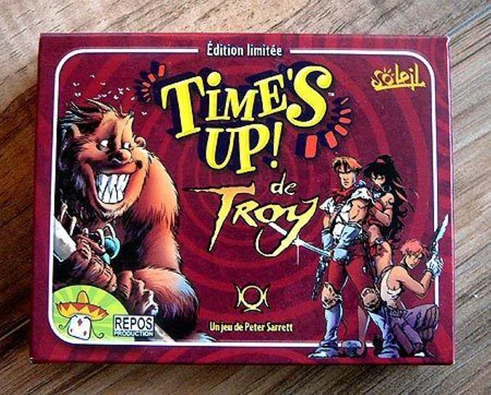 Time's Up de Troy