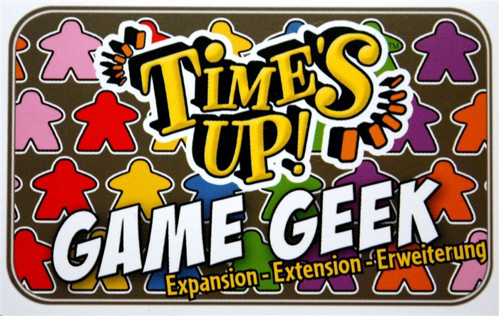 Time's Up! Game Geek Expansion