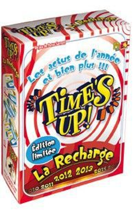 Time's Up! La Recharge: 2012