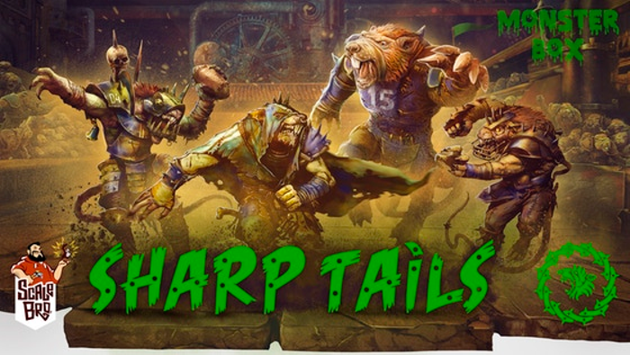 Sharp Tails team for Fantasy Football by Scalebro