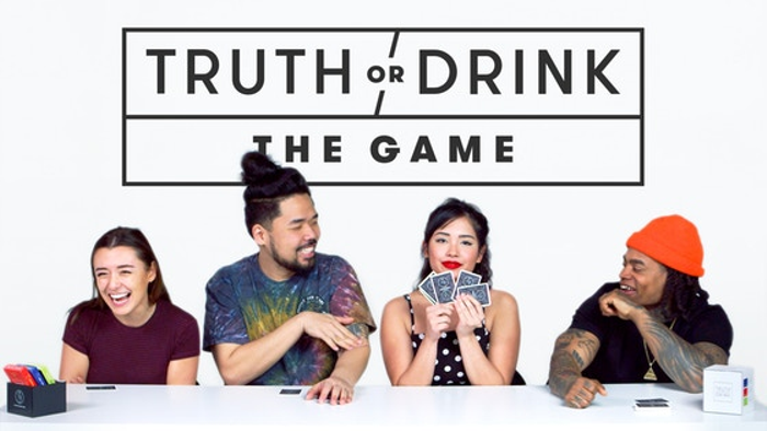 Truth or Drink: The Card Game