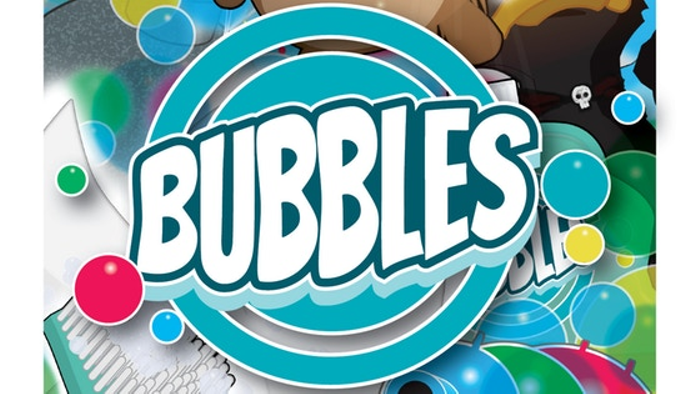 Bubbles: The Card Game - Beware the Duck of Doom!