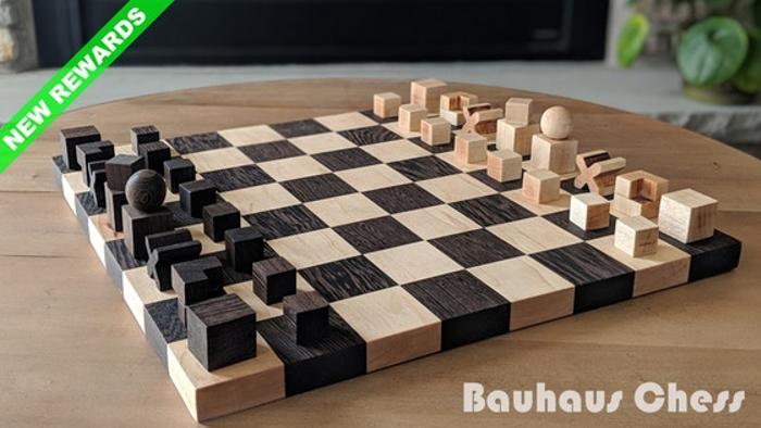 Bauhaus Chess v2