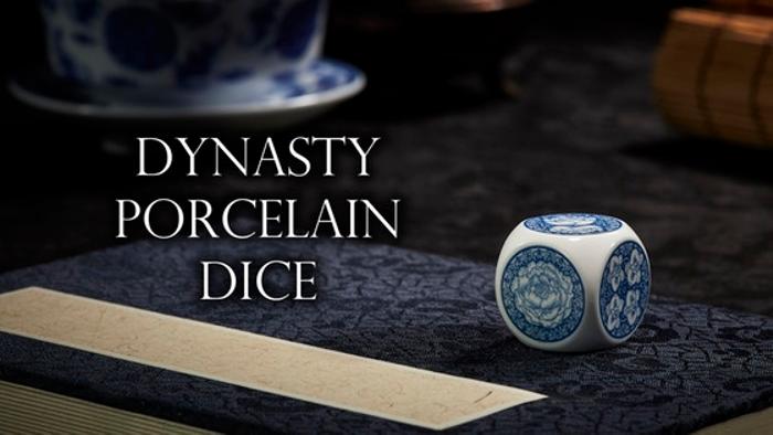 Dynasty Porcelain Dice