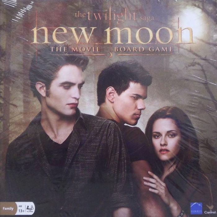 The Twilight Saga: New Moon – The Movie Board Game