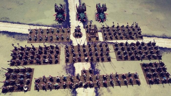 Battle Valor Fantasy 15mm Tabletop Wargame Phase III