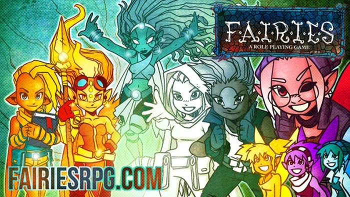 Fairies: A Role Playing Game