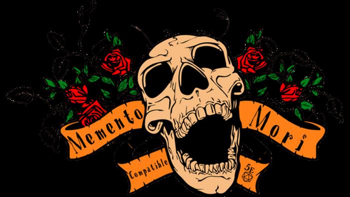 Memento Mori : 5E Victorian Gothic Campaign Setting