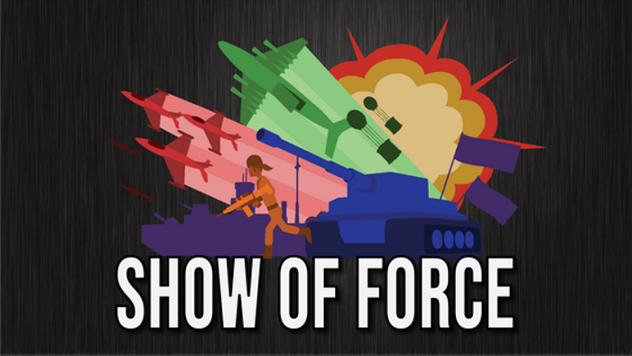 Show of Force: Card Game