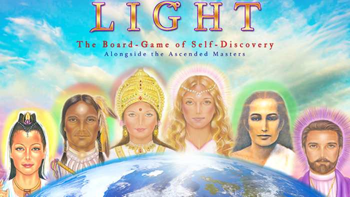 Masters of Light: Release Your Greatness