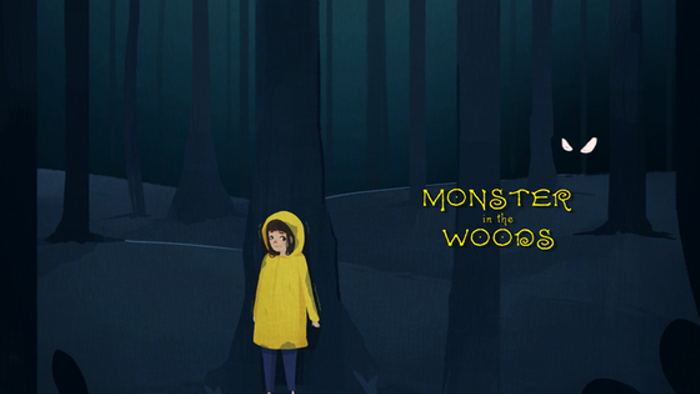 Monster in the Woods 2nd Printing