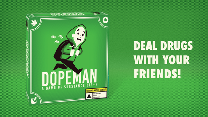 DOPEMAN: The Board Game