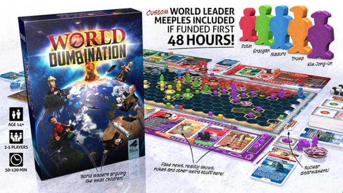 WORLD DUMBINATION