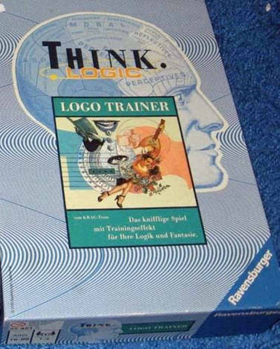 Think: Logic Logo Trainer