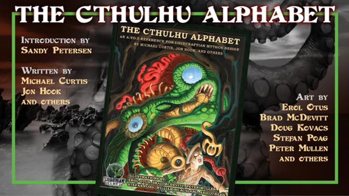 The Cthulhu Alphabet