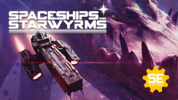 Spaceships & Starwyrms: A 5e Sci-Fi Game