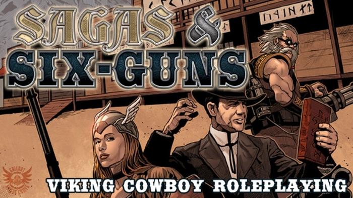 Sagas & Six-Guns