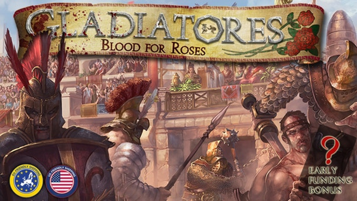 Gladiatores Blood for Roses