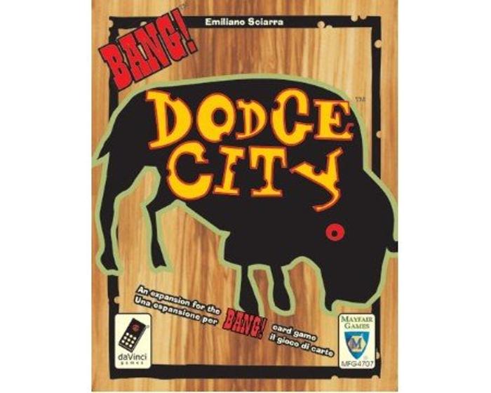 Bang!: Dodge City Expansion