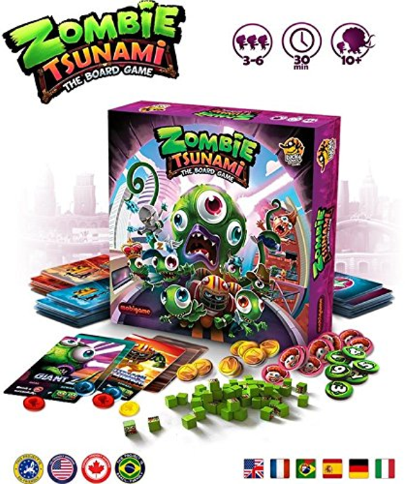 Zombie Tsunami