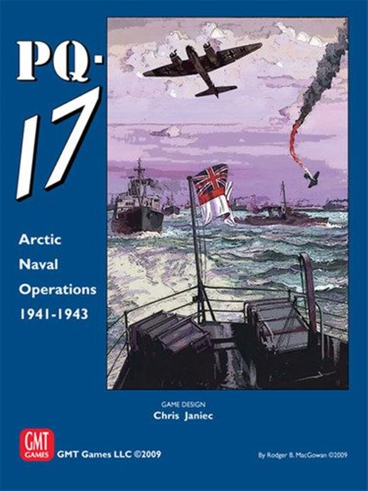 PQ-17 Board Game