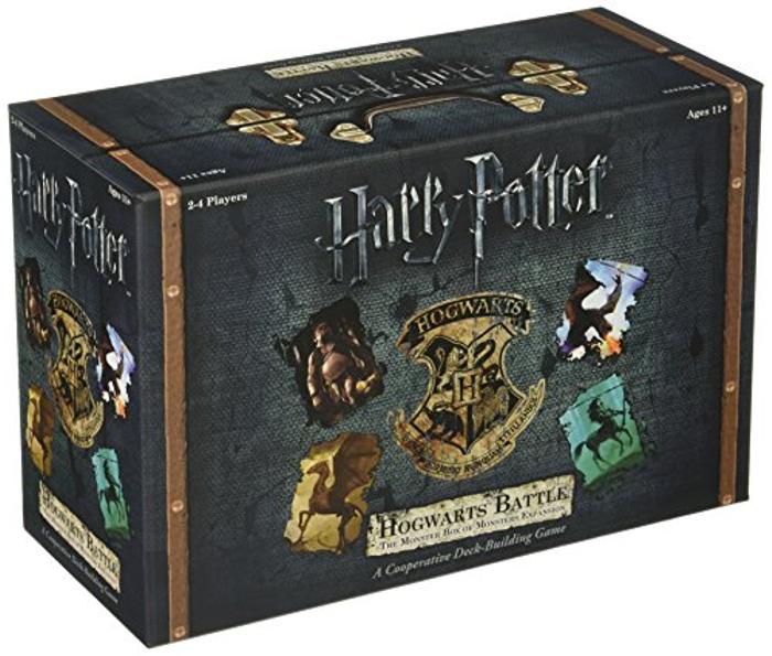 Harry Potter Hogwarts Battle: Monster Box of Monsters Expansion