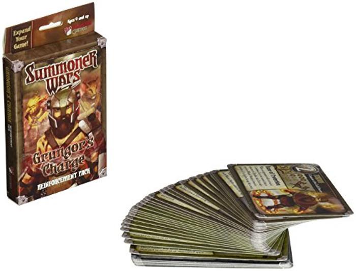 Summoner Wars: Grungor's Charge Reinforcement Pack