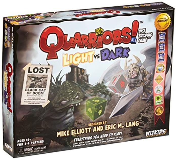 Quarriors!: Light vs. Dark Expansion