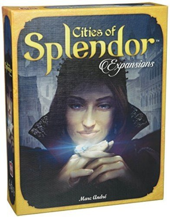 Splendor: Cities of Splendor Expansion