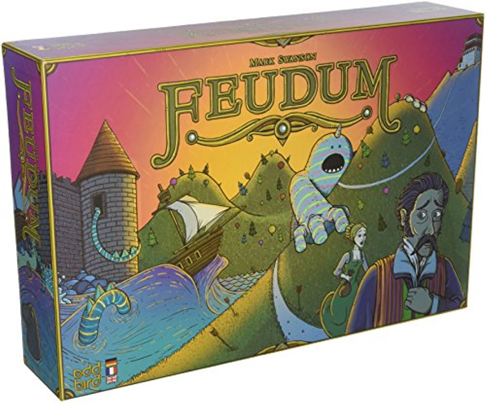 Feudum: the Game