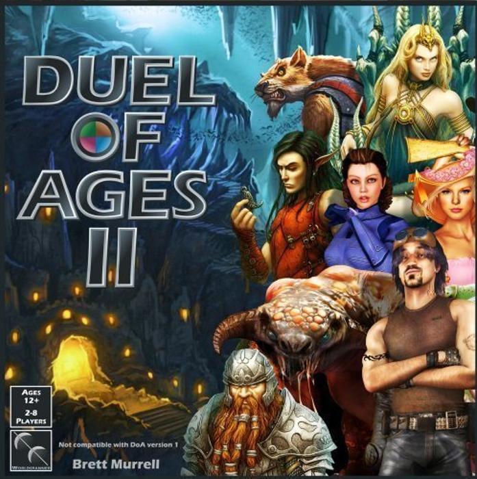 Duel of Ages II Basic Set