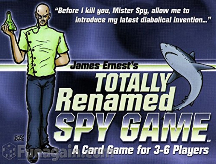 Totally Renamed Spy Game CAG 530 by