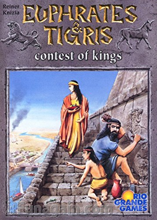 Euphrates and Tigris Card Game