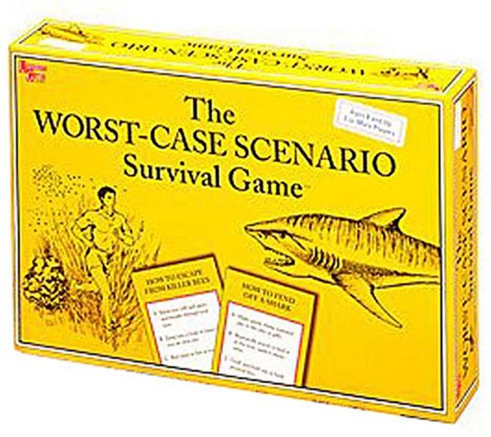 Worst Case Scenario Game
