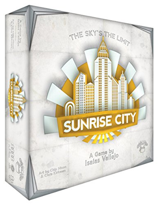 Daily Magic Games Sunrise City Board Games