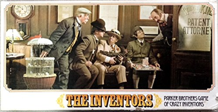 The Inventors -  Game of Crazy Inventions