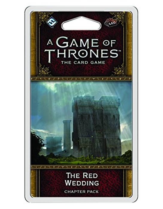 A Game of Thrones: The Card Game 2nd Edition - The Red Wedding Chapter Pack